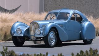"""""""Най-добрата от най-добрите"""": Bugatti от 1936 за $30 милиона грабна приза"""