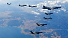 Разби се изтребител в Южна Корея, двамата пилоти загинаха