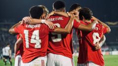"""Само гол раздели Партизан и Юнайтед, """"червените дяволи"""" остават на върха в групата си"""