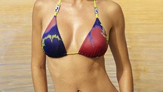 Адриана Лима в новия каталог Victoria's Secret Swimwear