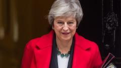 Мей пред парламента: Вариантите са без сделка, оставане в ЕС и напускане с това споразумение