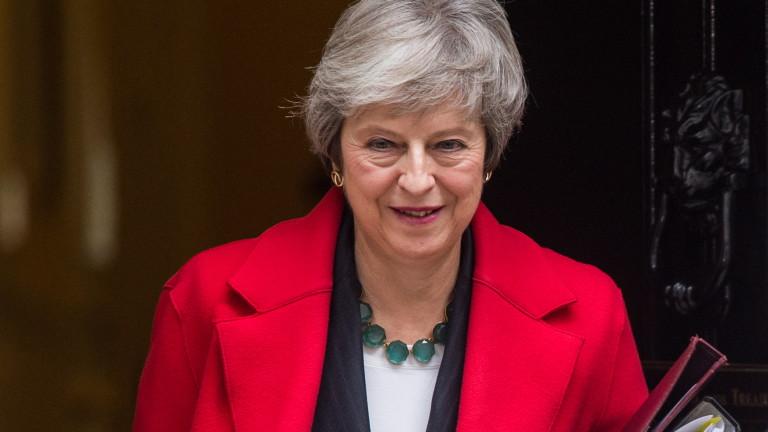 Бившият британски министър за Брекзит Дейвид Дейвис разкритикува проектоспоразумението на