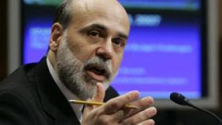 Бернанке: Американската икономика ще расте близо до потенциала си