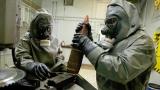 В Сирия откриха 40 тона химически оръжия