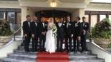 Дани Валверду се ожени за приятелката си Анна