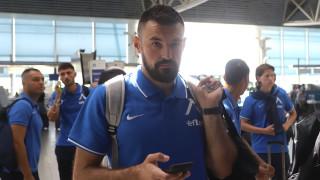 Миятович титуляр за Левски срещу Зенит