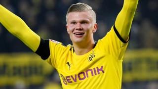 Халанд обещал, че няма да напуска Борусия (Дортмунд) до 2022 година
