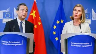 Могерини: ЕС не е в търговска война с никого