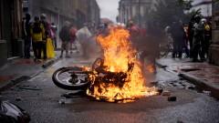 24 загинали и 800 ранени след протестната седмица в Колумбия