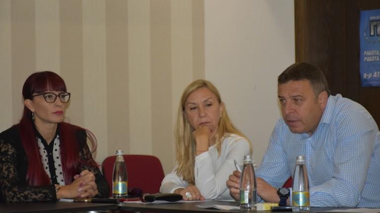 Настоящият кмет на Благоевград от ГЕРБ Атанас Камбитов отива на