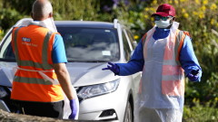 Европа регистрира за първи път над 100 000 заразени с коронавирус за 24 часа