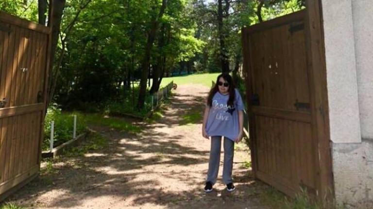 Здравейте,приятели!Така започва и писмото на Десислава Кошова, с която тя