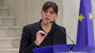 Лаура Кьовеши: Възможно е отваряне на приключили дела за злоупотреба с пари от ЕС