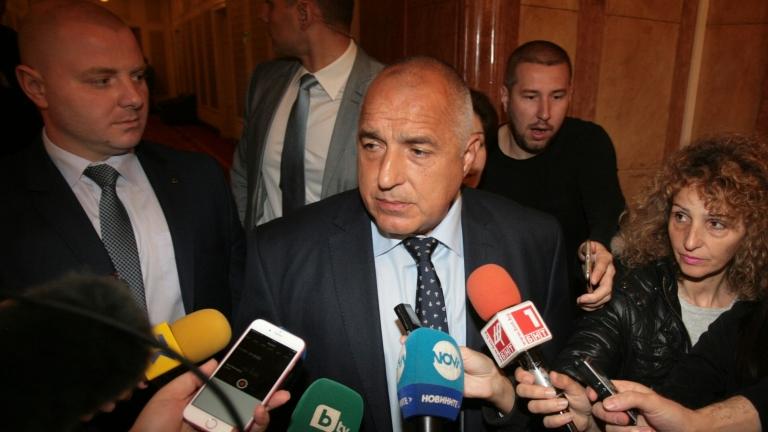 Борисов призова Източна Европа към солидарност за бежанците