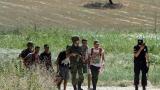 Арестуваха 10 мигранти край Вакарел