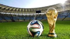 Блясъкът на най-ценния трофей във футбола