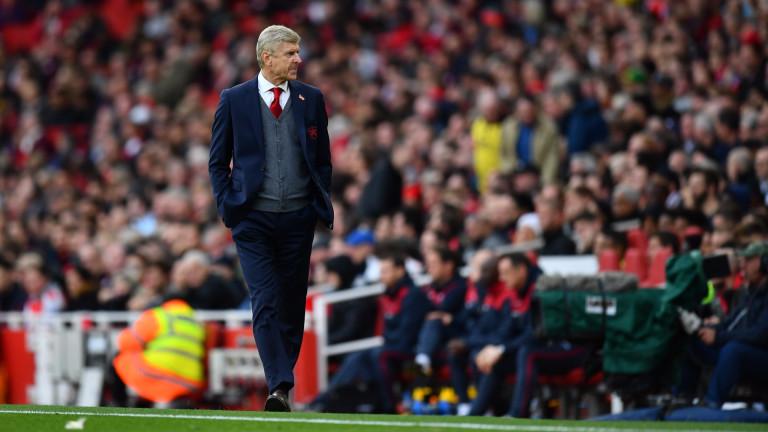 Венгер: Рамзи ще остане в Арсенал