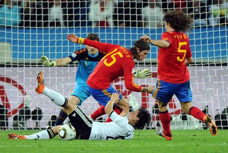 ФИФА определи номинациите за Златната топка на Мондиала