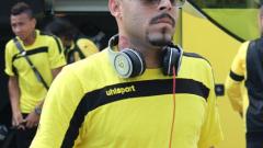Пропадна трансферът на Вандер в Дебрецен