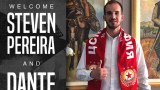 Данте Стипица: Искам да спечеля колкото е възможно повече с ЦСКА