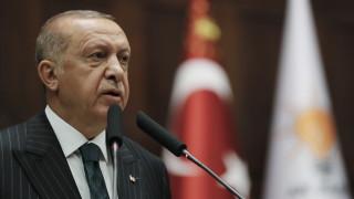 Ердоган се сопна на Ципрас за проучванията за газ край Кипър