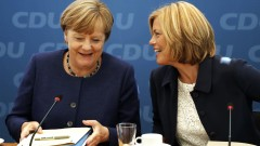 Хиляди кибератаки от руски IP адреси срещу сайта на съюзник на Меркел