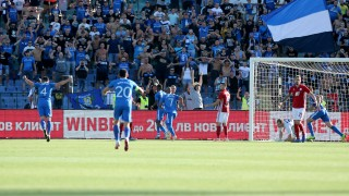 Живко Миланов: ЦСКА нямаше положение, изравниха след наши грешки