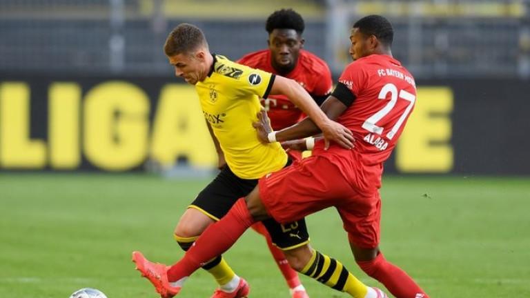 В Байерн бяха намалени заплатите на футболистите