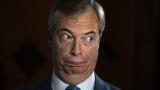 Ще грабна избирателите на лейбъристите, закани се Найджъл Фараж