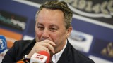 Славиша Стоянович призна, че говорил с 32-годишен нападател от трета лига