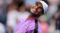 Предложили на тенисист пари, за да загуби от Рафа Надал