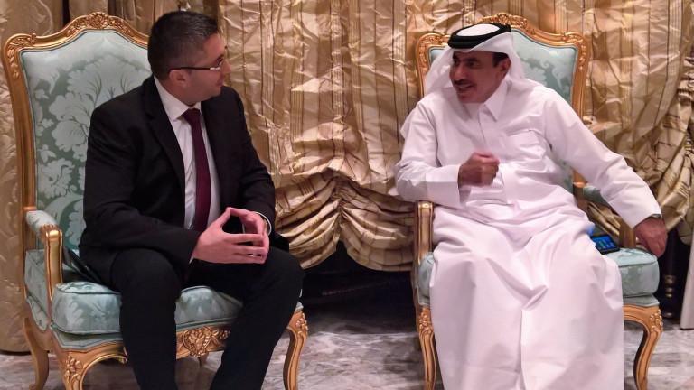 Нанков иска да подписваме меморандум в областта на пътната инфраструктура с Катар