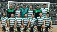 Черно море с 5 точки преднина на върха след десетия кръг на Държавното първенство по футзал