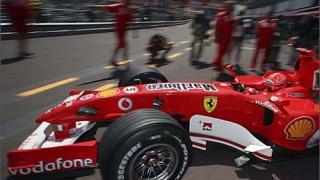 Шумахер тръгва пръв в Монако