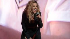 Рита Ора на сцената на MTV Presents Varna Beach