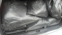 Над 70 кг контрабанден тютюн заловиха в Плевенско