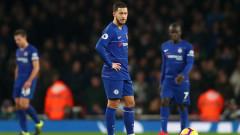 Еден Азар: Не съм във футбола заради головете и трофеите
