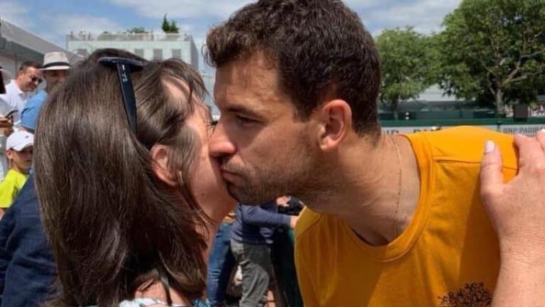Двукратната полуфиналистка на US Open Мануела Малеева поздрави Григор Димитров