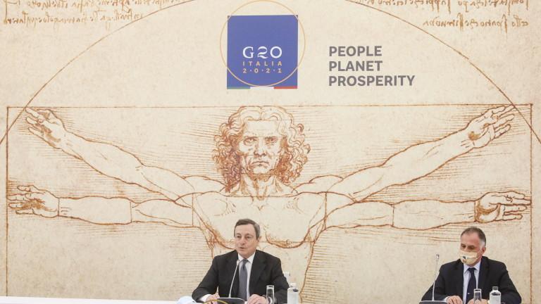 Министрите на здравеопазването от Г-20 за по-справедливо разпределяне на ваксините