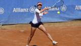 Виктория Томова на две стъпки от титла в София