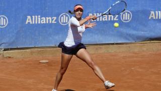 Виктория Томова остава 131-ва в непроменената ранглиста на WTA