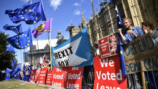 70% от инвеститорите ще напуснат Великобритания след Брекзит