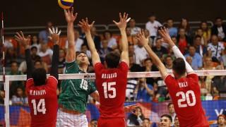 България загуби от Иран втората си среща в Пловдив