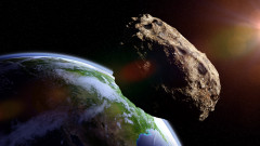 Астероид ли е създал живота на Земята