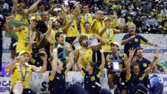Бразилия спечели Купата на континенталните шампиони