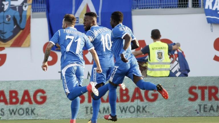 Още един нов идва в Левски след мача с Хайдук