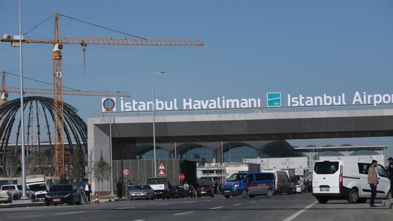 Най-натовареното летище в Европа вече се намира на 260 километра от България