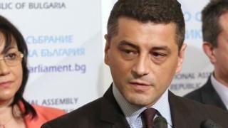 Червена атака към МВР-шефа Валентин Радев