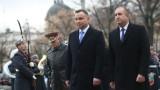 Радев и Дуда призоваха за освобождаване на украинските моряци