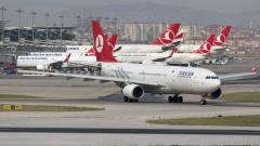 Turkish Airlines мести 47 300 тона оборудване на най-голямото летище в света